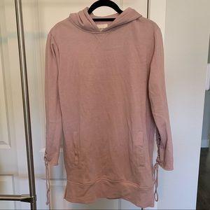 Cotton On hooded tunic sweatshirt